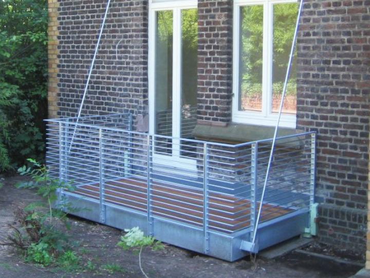 balkonbau metallbau moers. Black Bedroom Furniture Sets. Home Design Ideas